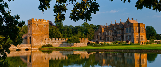 Broughton Castle Banbury Oxfordshire